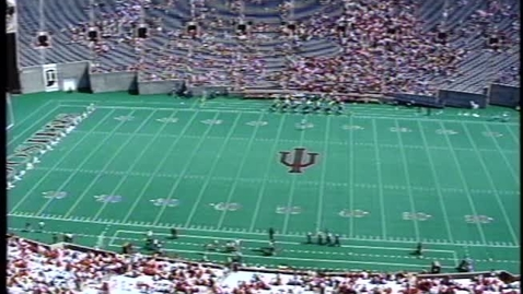 Thumbnail for entry 1987-09-12 vs Rice - Pregame