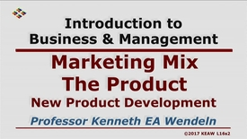 Thumbnail for entry X100_Lecture 16-Segment 2_New Product Development