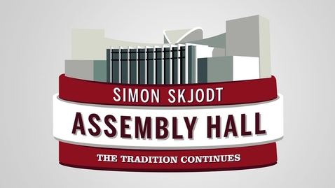 Thumbnail for entry Dedication of the Simon Skjodt Assembly Hall and Mark Cuban Center for Sports Media and Technology