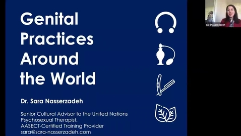 Thumbnail for entry Clip of Genital Practices Around the Worldv2