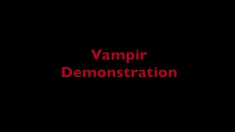 Thumbnail for entry L7 OpenMP - HPC Vampir Demo.mp4