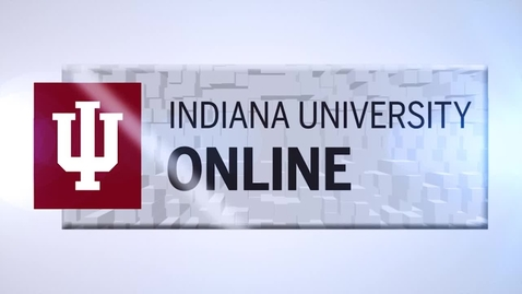 Thumbnail for entry IU Online - Success Coaches