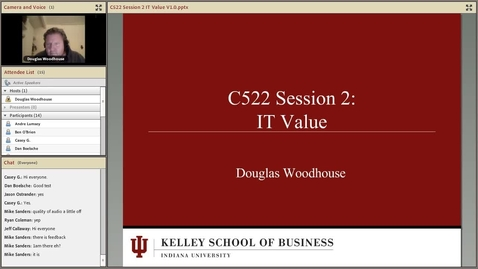 Thumbnail for entry dwoodhou MP4s_C522 Woodhouse II_C522 Summer 2013 Session 2 IT Value