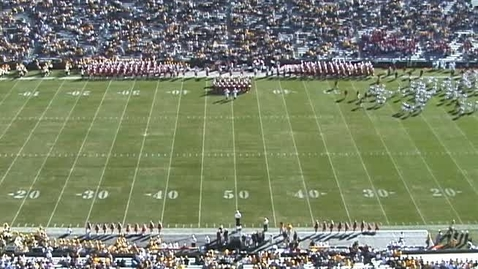 Thumbnail for entry 2005-10-15 at Iowa - Pregame