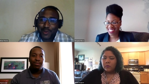 Thumbnail for entry Webinar: Career Pathways in STEM - recorded July 8, 2020