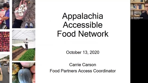 Thumbnail for entry Innovations in Rural Food Access | Indiana Uplands Food Network
