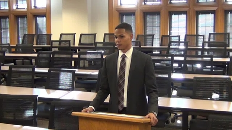 Thumbnail for entry 2017.09.06.1800 - Appellate Adv - oral argument - room 122 - Derrian Smith .mp4