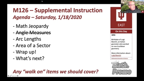 Thumbnail for entry SP20 M126 Supplemental Instruction Module 1 Session 3