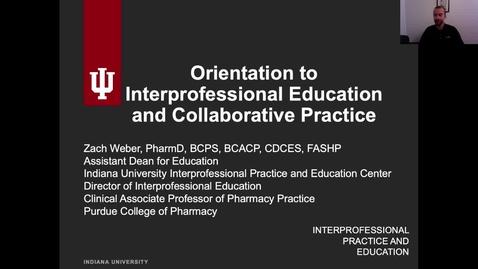 Thumbnail for entry TEACH Orientation