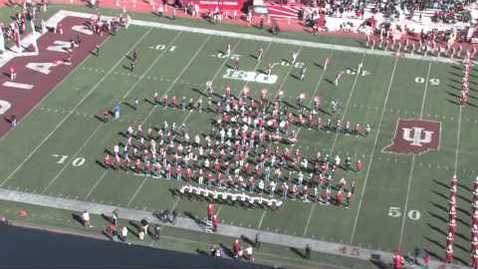Thumbnail for entry 2015-10-17 vs Rutgers - Pregame (Homecoming)