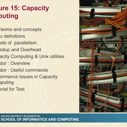 Thumbnail for channel Introduction to High Performance Computing