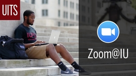 Thumbnail for entry Welcome to Zoom@IU
