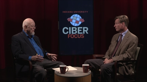 """Thumbnail for entry CIBER Focus: """"Counseling, Economic Development, & International Education"""" with Dr. Rex Stockton - May 30, 2017"""