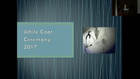 Thumbnail for entry Peds Grand Round 6/21/2017: White Coat Ceremony