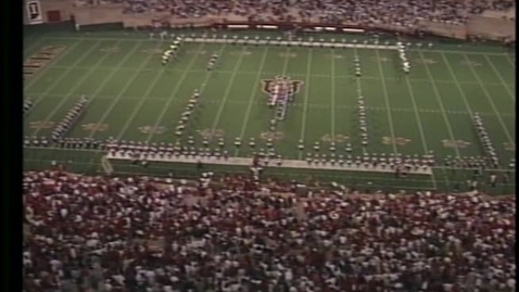 Thumbnail for entry 1993-09-04 vs Toledo - Halftime