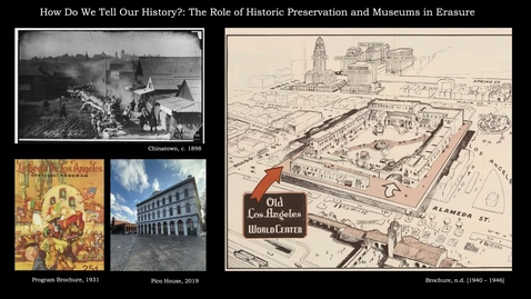 Thumbnail for entry Gloria Lopez, How Do We Tell Our History?