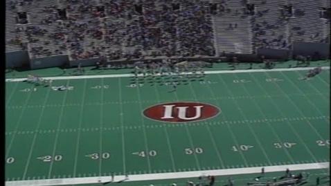 Thumbnail for entry 1997-10-11 vs Michigan State - Pregame