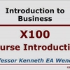 Thumbnail for channel X100+Introduction+to+Business