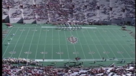 Thumbnail for entry 1993-11-20 vs Purdue - Pregame