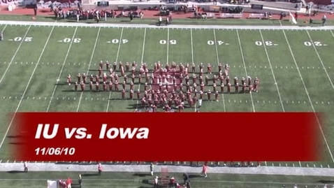 Thumbnail for entry 2010-11-06 vs Iowa - Halftime