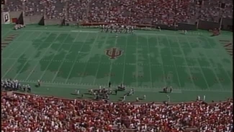 Thumbnail for entry 1989-10-07 vs Northwestern - Pregame