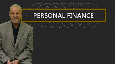 Thumbnail for entry F260 15-3 Personal Finance & The Good Life