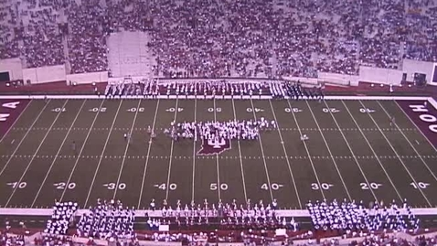 Thumbnail for entry 2003-09-13 vs Indiana State - Halftime (Band Day)