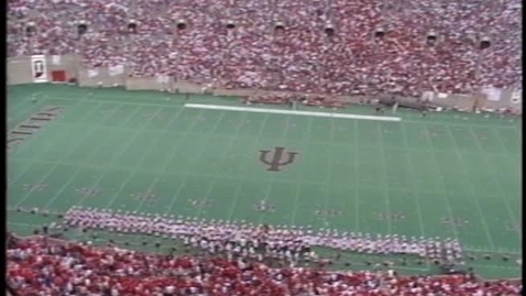 Thumbnail for entry 1988-10-08 vs Ohio State - Halftime