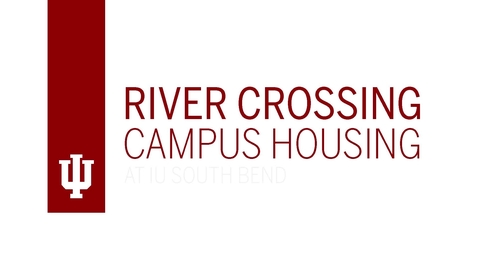 Thumbnail for entry IU South Bend Housing Marketing video