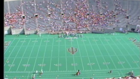 Thumbnail for entry 1986-11-01 vs Wisconsin - Pregame