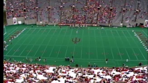 Thumbnail for entry 1987-11-07 vs Illinois - Pregame