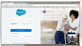 Thumbnail for entry Salesforce Basics - Regional Salesforce Training Session