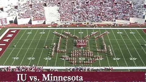 Thumbnail for entry 2004-10-30 vs Minnesota - Halftime (Homecoming)