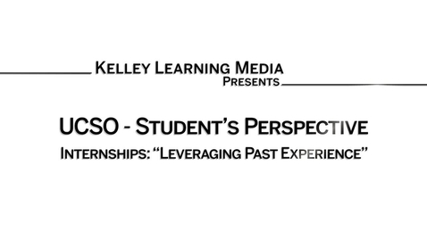 Thumbnail for entry Leveraging Past Experience