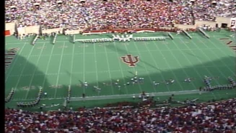 Thumbnail for entry 1992-10-17 vs Michigan - Halftime