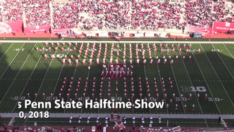 Thumbnail for entry 2018-10-20 vs Penn State - Halftime