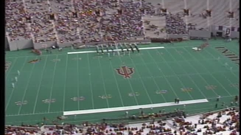 Thumbnail for entry 1994-11-12 vs Ohio State - Pregame