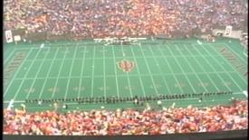 Thumbnail for entry 1987-10-24 vs Michigan - Halftime (Homecoming)