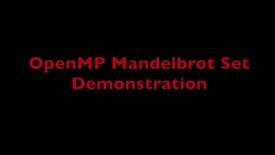 Thumbnail for entry L7 Open MP Mandelbrot Demo.mp4