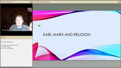 Thumbnail for entry Marx and Religion