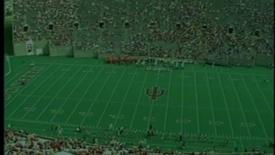 Thumbnail for entry 1986-10-11 vs Ohio State - Pregame (Homecoming)