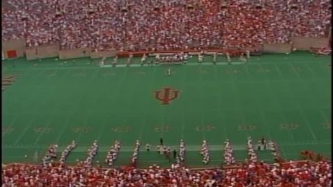 Thumbnail for entry 1989-09-16 vs Missouri - Halftime