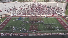 Thumbnail for entry 2014-10-04 vs North Texas - Halftime (Band Day)