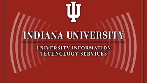 Thumbnail for entry Cybersecurity Summit: Indiana Data Protection and Disclosure Laws: Experiences to Date: Matt Light