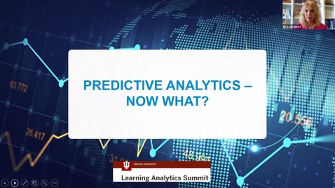 Thumbnail for entry Predictive Analytics - Now What?