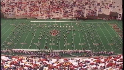 Thumbnail for entry 1993-09-25 vs Wisconsin - Halftime