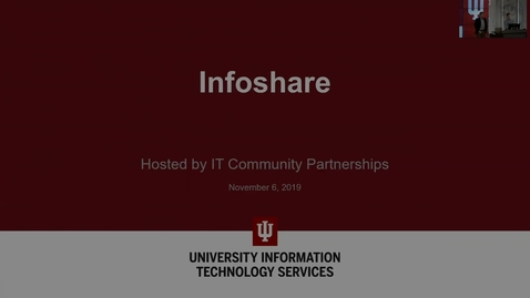 Thumbnail for entry 2019.11.6 INFOSHARE - Windows as a Service
