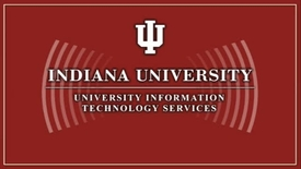 Thumbnail for entry Supercomputing & Research Technologies in the New IU Data Center