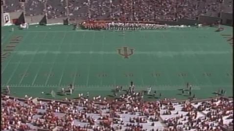 Thumbnail for entry 1989-10-21 vs Minnesota - Pregame (Homecoming)