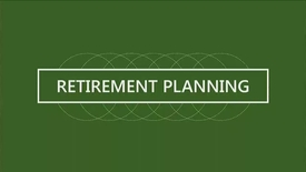 Thumbnail for entry F260_Lecture 14-Segment 1_Understanding Your Retirement Needs